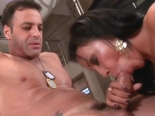 Sweet sexual intercourse of sexy Roge Ferro