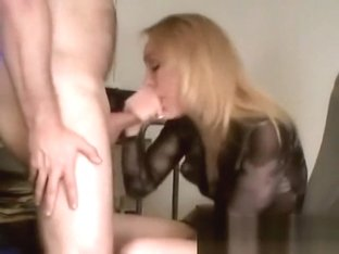 Your nasty wife sucking for extra cash