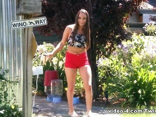 Amazing pornstar in Crazy Cunnilingus, Brunette adult clip