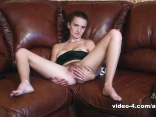 Amazing pornstar in Hottest Solo Girl, Masturbation porn clip