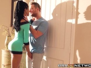 Naughty Kira Noir craves for massive dong to satisfy her