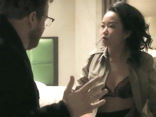 The Interview (2014) Diana Bang, Hazeltine Gariza, Michelle Kim, Lia Lam, Peenkay Tang