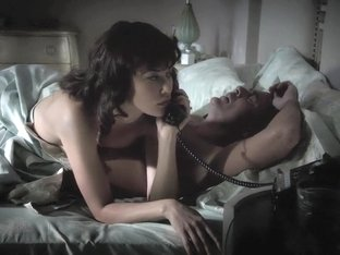 Olga Kurylenko in 'Magic City'
