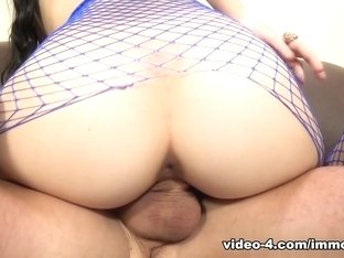 Best pornstar Alexis Grace in Amazing Cumshots, Brunette adult movie