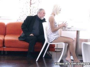 Incredible pornstar in Fabulous Oldie, College sex video