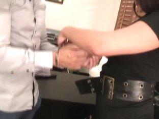 Horny pornstar Kodi Gamble in crazy facial, brazilian sex video