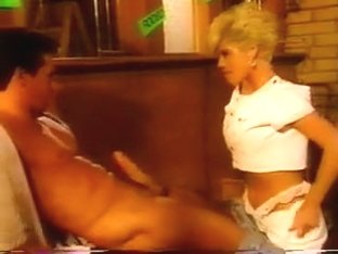 Peter North getting it on a hot blonde