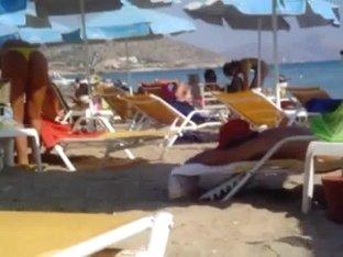 greek voyeur beach