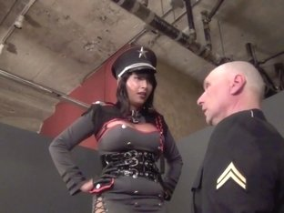 Syren Hikari general punishmentface slapping  humiliation