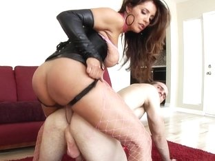 Francesca Le & John Smith in His Ass Is Mine Movie