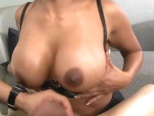 Bruno Dickenz fucks hard busty whore Maxine X