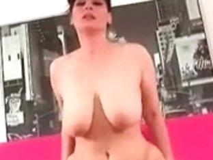 Alena Busty Natural Tits 1