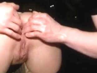 gazoo & cum-hole fist'n gape