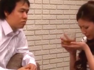 Yuna Shiina, A Female Teacher Has Been With The Soap Slave Fallen