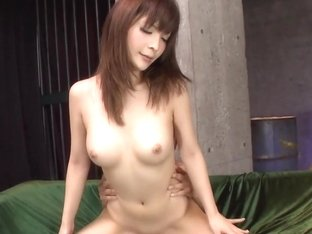 Riona Suzune with hot tits is well fucked