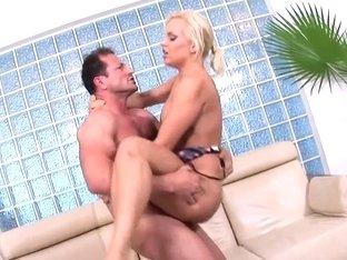 Britney is warming her boyfriend up