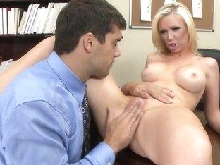 Big Tits at School: Every Man's Dream