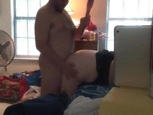 couple having sex.