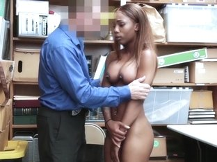 Lp Officer Eat And Fuck Sarah Banks Ebony Twat