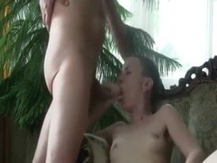 Slut with a fetish for blowjobs