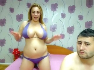 racel_damianx amateur record on 05/18/15 08:30 from Chaturbate