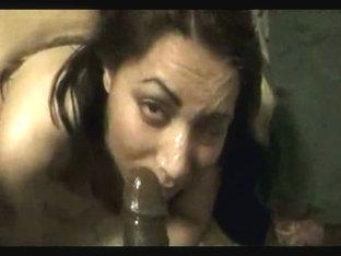 Exotic Slut Gives Head