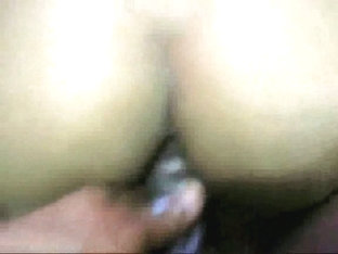 Dark Skin Couples First Anal On Tape