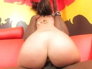 Fabulous pornstar Kristina Rose in horny cumshots, small tits sex clip