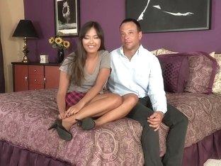Exotic pornstar Maya Grand in amazing blowjob, big ass adult scene