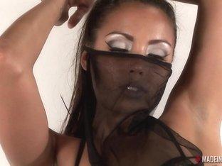 Amazing pornstar in Fabulous Latina, Tattoos sex video