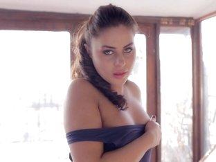Crazy pornstar Nikki May in Amazing Softcore, Babes sex scene