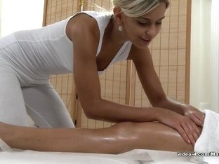 Amazing pornstar in Crazy Massage, HD xxx scene