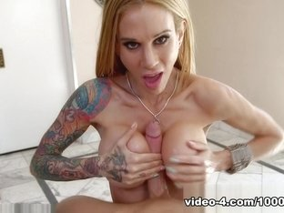 Hottest pornstar Sarah Jessie in Crazy Blowjob, MILF xxx movie