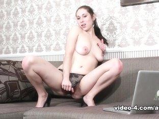 Horny pornstar Baby Boom in Exotic Solo Girl, Hairy porn scene