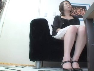 Hidden cam movie with sexy japanese lesbians having it off