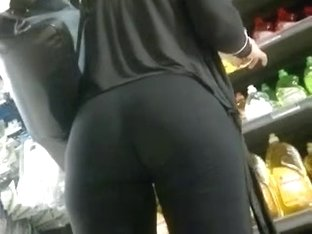 Ass at Nice french in supermacket