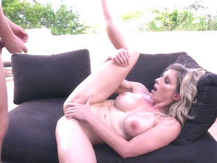 Ashton Monroe masaje de próstata