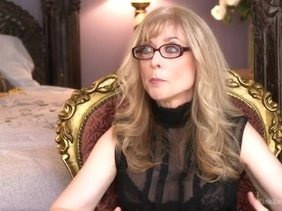 Incredible fetish adult video with fabulous pornstar Nina Hartley from Kinkuniversity