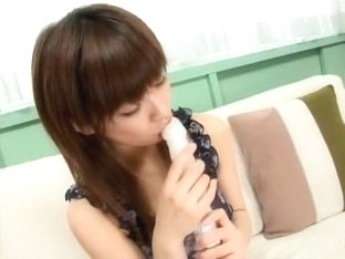 Incredible Japanese chick Hikari Hino in Hottest Dildos/Toys, Fingering JAV clip