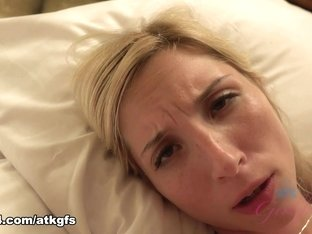 Piper Perri in The creampie oozes out - ATKGirlfriends