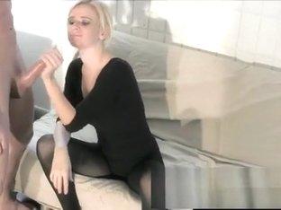Topless big boob gif