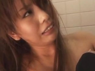 Yuki Kami is a hot Asian milf enjoying public sex