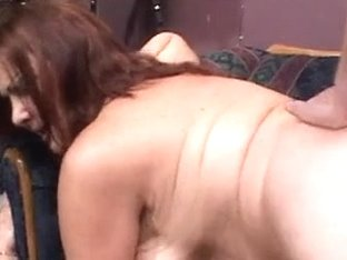 Cock hungry divorced French broad goes for young dick
