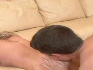 RawVidz Video: Hottie Gets Pussy Gaped & Crempied