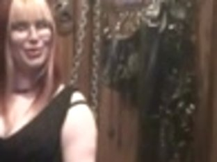 U Wager Your Pecker Chastity Card Game FemDom Femdom-Goddess POV
