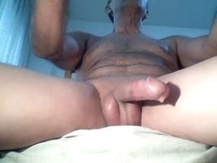 Intensive masturbation on cam with great spunk fountain..!!
