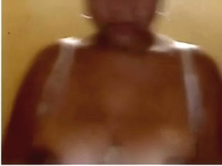 Flashing my big jugs in my nasty webcam amateurs