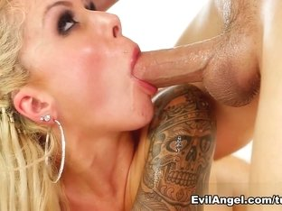 Crazy pornstars Nina Elle, Xander Corvus, Janet Mason in Hottest Anal, Hardcore adult scene