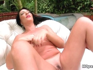 Horny pornstar Renata Nunes in Amazing Outdoor, Cumshots porn movie