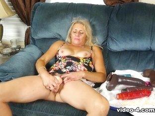 Hottest pornstar in Horny Dildos/Toys, Masturbation sex video